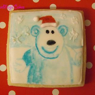 Merry Christmas Shortbread :) cont.... - Cake by SugarMagicCakes (Christine)