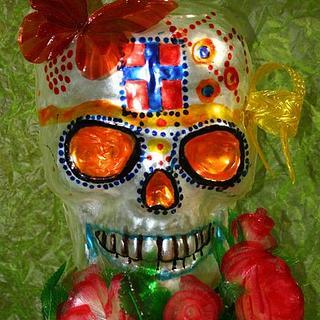 Gelatin Skull
