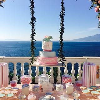 Cake. Tea Party