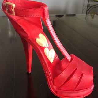 My Sugar Shoe