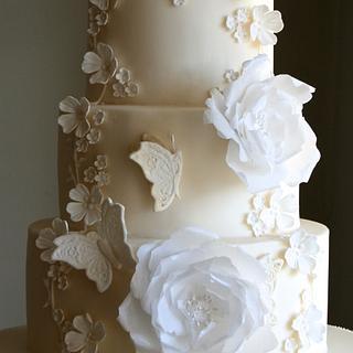 Claire Pettibone Inspired Cake - Cake by Sada Ray