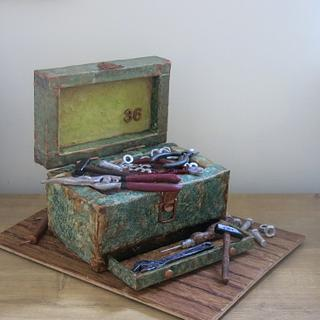 The Old Green Toolbox