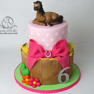 Girlie cake - Cake by torte trifft stil