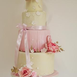 Wedding Cake - Happily Ever After