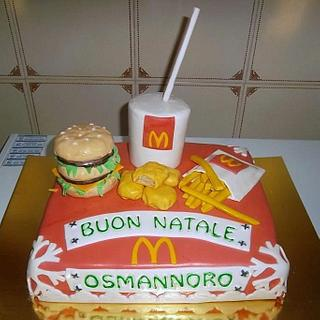 mc meal cake..... - Cake by KristianKyla
