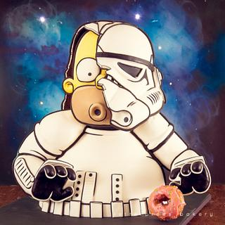 Stormtrooper Homer