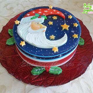 Christmas gelatin