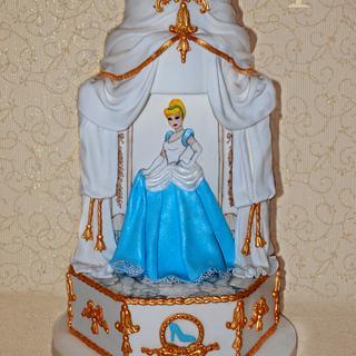 Cinderella Cake