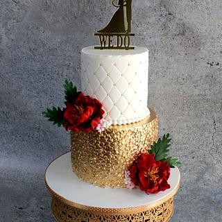 We Do - Cake by Joonie Tan
