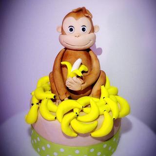 Sweety Curious George  - Cake by Daniela e Fabio