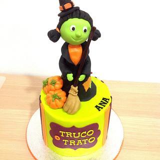 Halloween cake - Cake by Ana