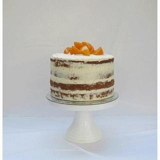 Naked Rustic cake  - Cake by Patricia Tsang