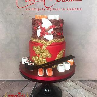 Japanese cake - Cake by Cake Garden