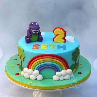 Barney for Seth