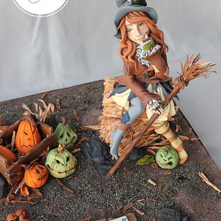 Mia ... Halloween witch ❤️