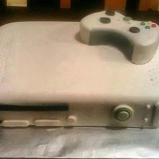 X-Box with Remote - Cake by Melissa