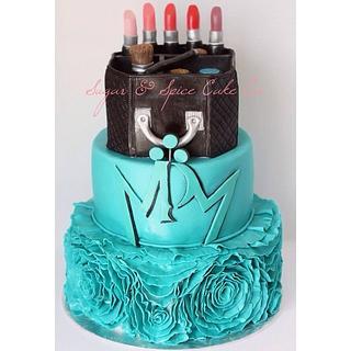 Mira Pucchi Cake