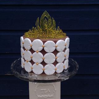 Frozen crown