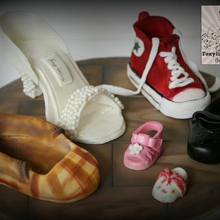 Sugar Shoes - Circle of Life