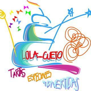 Lola Cueto. Tartas especiales y divertidas