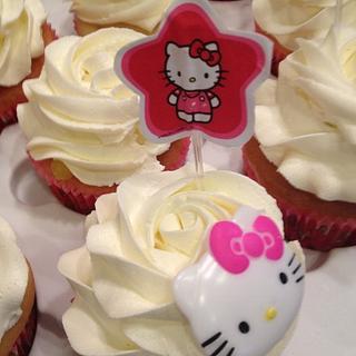 swiss meringue buttercream cupcakes