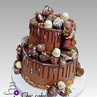 Ah .... the wonderful chocolate