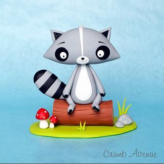 Raccoon Topper