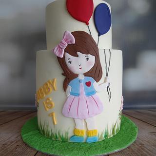 Cake for Abby