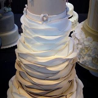 Cake International Wedding Cake Entry