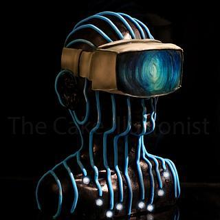 Virtual Reality CAKE