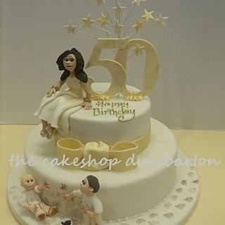 50th - Cake by mjh