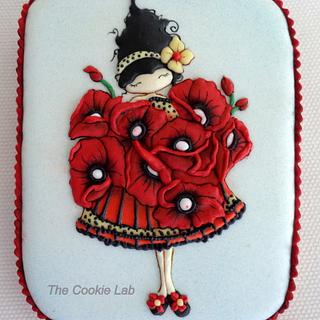 Poppies - Poppy dress!
