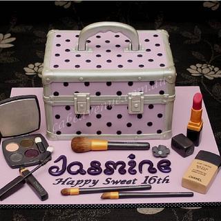 Chanel Makeup Case