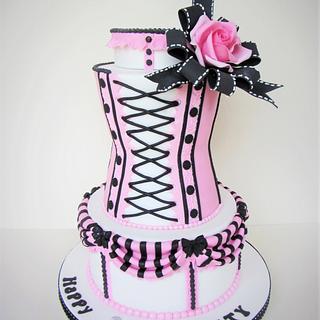 Ooh La La Cake