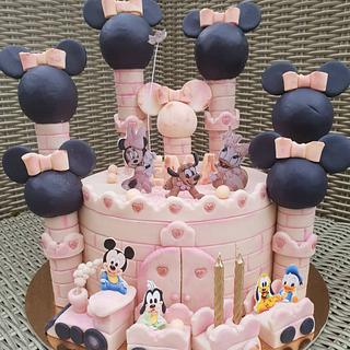 Minnie Mousse Castle