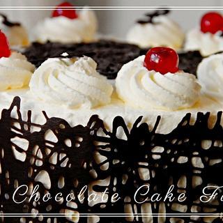 Various Chocolate Cake Fillings - Cake by Creative Cakes - Deborah Feltham
