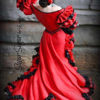 Flamenco Dancer