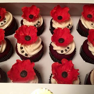 My mini poppy - Cake by Cakelicious by Anu Mehta
