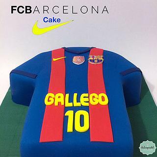 Torta Barcelona FC