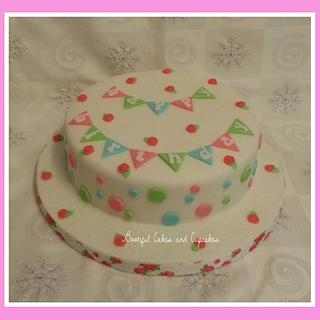 Bunting Birthday