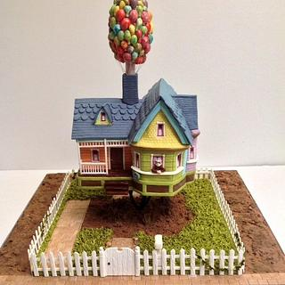 """UP"" HOUSE"