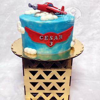 Planes - Cake by TheCake by Mildred