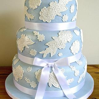 Wedding Cake (Dummy)