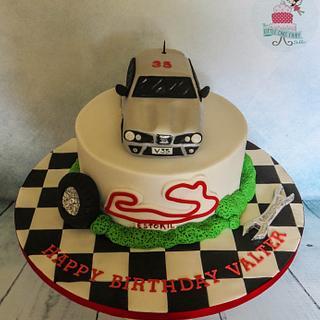 Estoril - Cake by Little Cake Fairy Dublin
