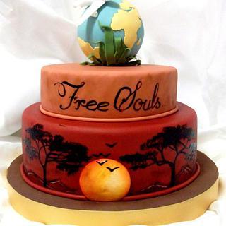 Trip - Cake by PrettyCreaciones