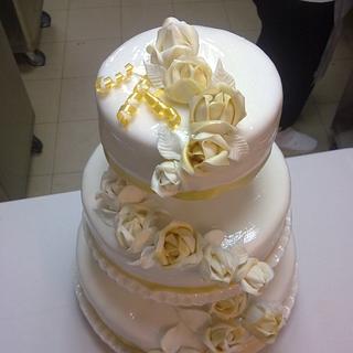 Wedding cake - Cake by Galin Genov