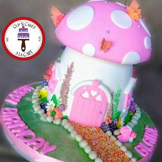 Pink Fairy House