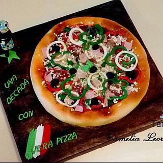 VERA PIZZA CAKE FOR NOEMÍ
