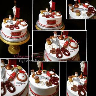 Fashion Cake - Cake by GorgeousCakesBLR