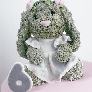 Little Bunny  - Cake by Dasa